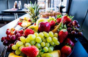 Das reichhaltige Frühstücksbuffet im Designhotel ÜberFluss ist ein weiterer Grund, das Hotel zu buchen.