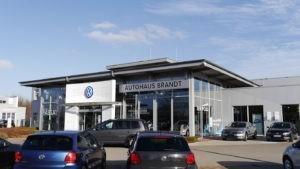 Jahreswagen bei Autohaus Brandt
