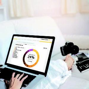Wer auf Online-Banking Wert legt, ist mit dem Girokonto der Commerzbank Bremen gut bedient.