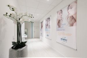 Haut straffen in Bremen-Mitte: Die einladende Bewei Lounge