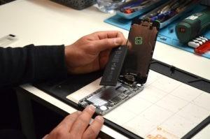Smartphone-Reparatur bei Yükcell