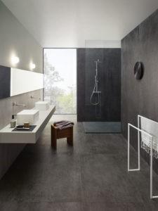 Bad sanieren Bremen: Viele Menschen setzen im Bad mittlerweile auf ein großes Platzangebot.