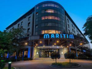 Hotel Messe Bremen: Idealer Ausgangspunkt: für Messeveranstalter und Besucher – das Maritim Hotel Bremen.