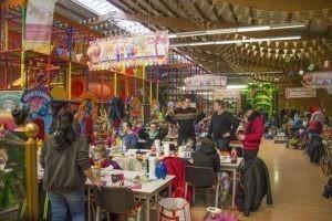 Indoorspielplatz Bremen Stuhr Foodarea