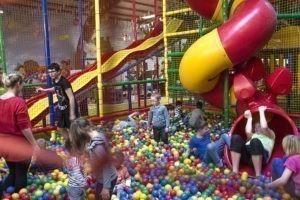 Der Spielplatz Bremen bietet für jedes Alter etwas.