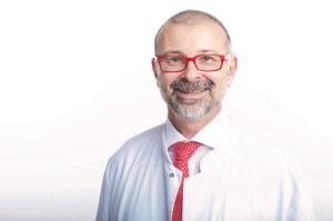 Hörimplantat Chefarzt Professor Ercole Di Martino