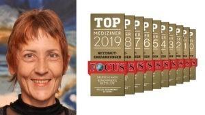 Netzhautabloesung Bremen: Proträtfoto PD Dr. med Silvia Bopp der Capio Augenklinik Universitätsallee in Bremen