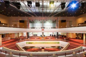 Foyer Metropol Theater als Eventlocation