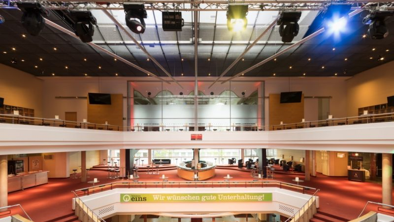 Foyer Metropol Theater als Eventlocation