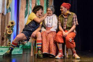 """Eine beliebte Veranstaltung für Kinder und Familien ist """"Der Räuber Hotzenplotz"""" vom Jungen Theater Bonn"""
