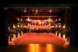 Zirkus Bremen Saal des Metropol Theater Bremen