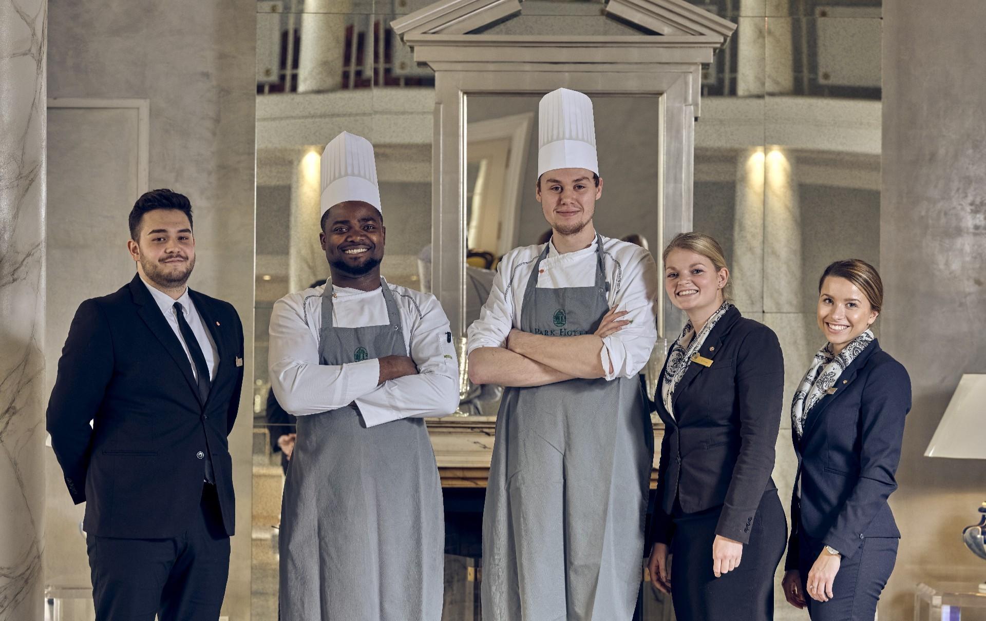 Weihnachtsfeier Bremen – Team der Dorint Hotels & Resorts