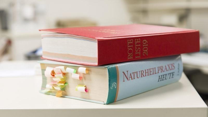 Bücher Naturheilpraxis