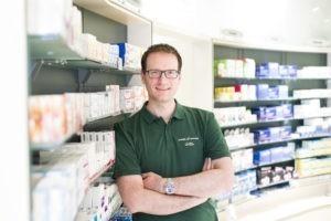 PTA Ausbildung Bremen – Apotheker Sebastian Köhler