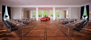Tagungshotel Bremen – Saal Gräfin Emma im Parkhotel