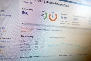 Analytics Online Marketing