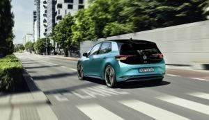 Design VW Elektroauto Bremen