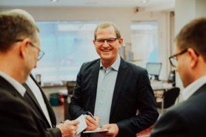 Finanzierungsvermittler Markus Grohn von Creditweb aus Bremen